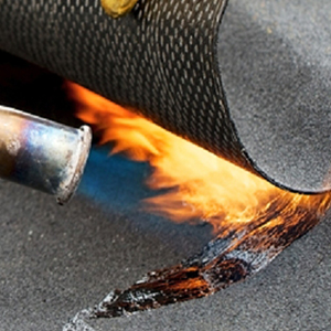 Roofing and Maintenance - Torch on felt